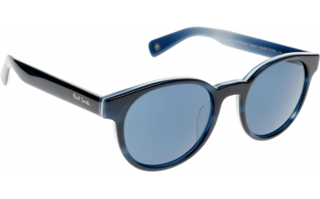 blue frame aviator sunglasses  wayden sunglasses