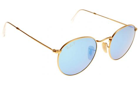 colored ray bans aviators  ray-ban rb3447 112/4l