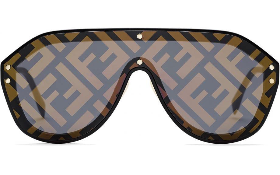 f206cd2b49 Fendi Fabulous FFM0039 G S 2M2 7Y 99 Sunglasses - Free Shipping ...